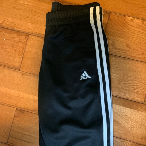 Adidas straight leg pants